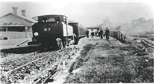 Fairfield Station 1894
